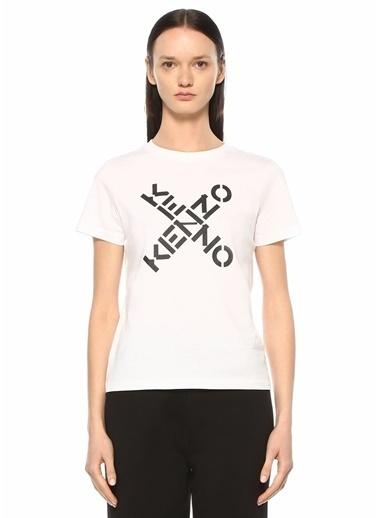 Kenzo Polo Yaka T-shirt Beyaz